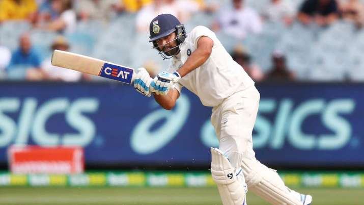India opener Rohit Sharma