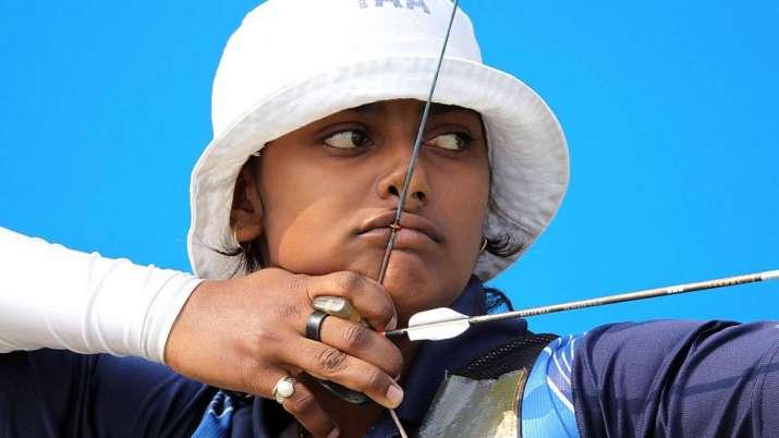 Deepika Kumari of India