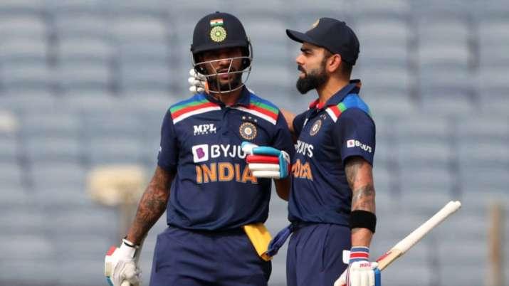 Shikhar Dhawan and Virat Kohli