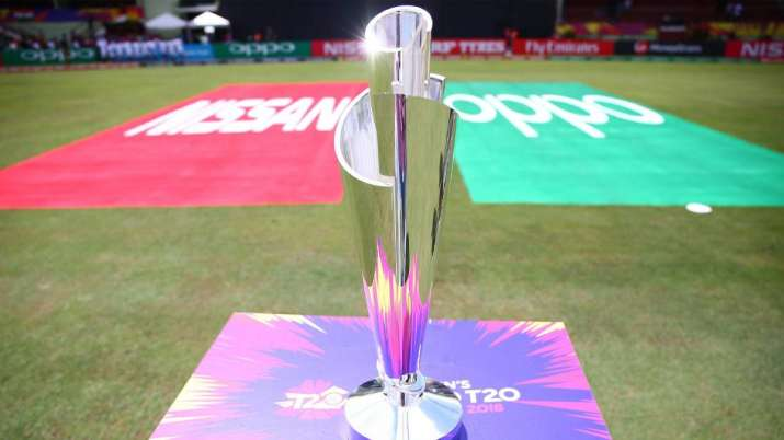 T20 World Cup trophy