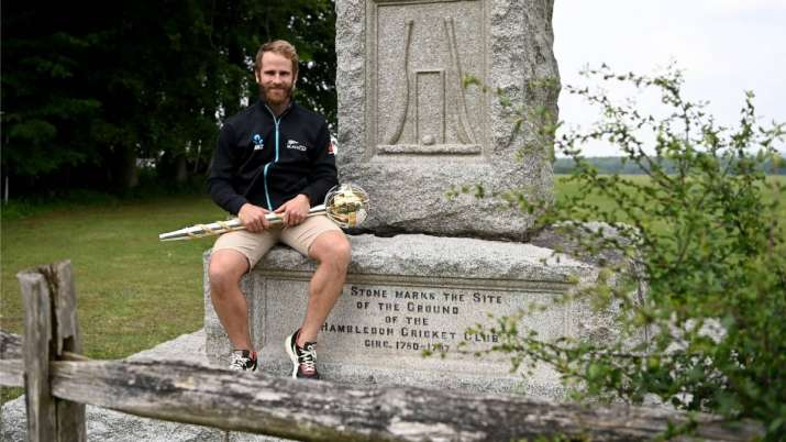 New Zealand skipper Kane Williamson