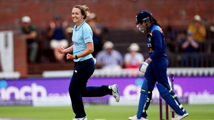 England have gained a 2-0 lead in the ODI series