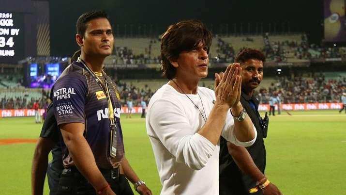 Kolkata Knight Riders co-owner Shah Rukh Khan
