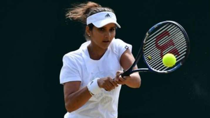 Wimbledon 2021: Sania Mirza and Bethanie Matte-Sands bow out of women's doubles