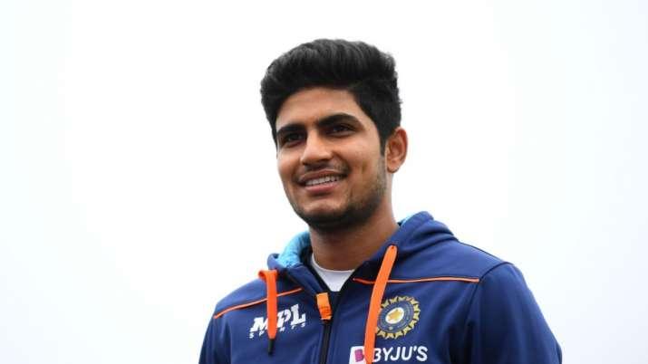 India opener Shubman Gill
