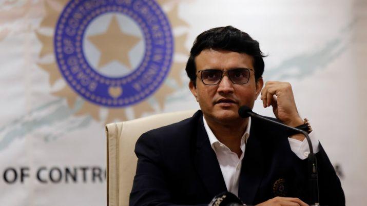 File photo of Sourav Ganguly