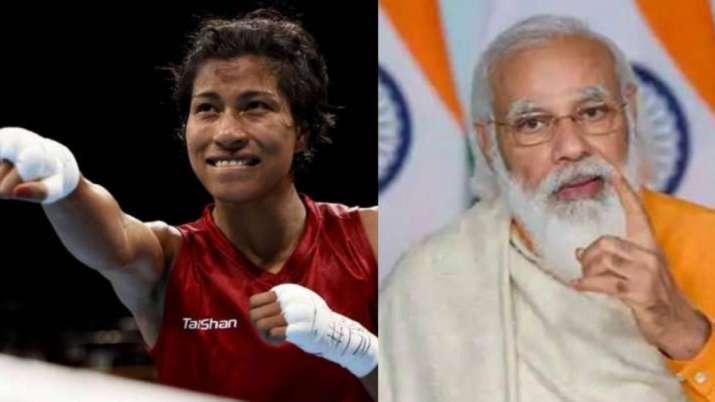 PM Narendra Modi congratulates Lovlina Borgohain